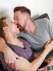 AJ Malone and Ethan Chase - He Flew Here To Fuck Me