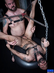 Atlas Grant and Aiden Storm