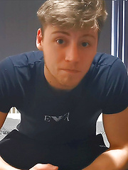Young Straight & Hairy Joe