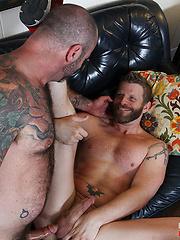Scotty Rage & Jeremy fuck