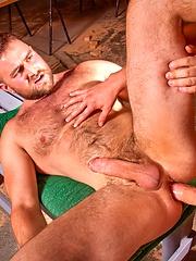 Heath Jordan porno gay mamans sur la télévision porno