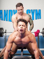 Caleb Strong Porn