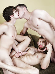 Slut Cash Part 2 - Will Braun, Jacob Peterson and Noah Jones