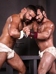 Erectus. Jaxton Wheeler and Teddy Torres